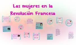 El papel de la mujer en la Revolución Francesa