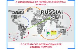 A Constituição do Brasil e os Tratados Internacionais