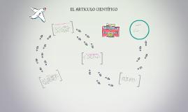 EL ARTICULO CIENTIFICO