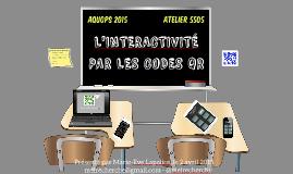 L'interactivité par les codes QR