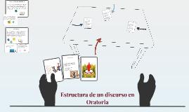 Copy of Estructura de discurso en Oratoria