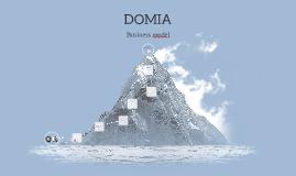 Copy of DOMIA projet d'entreprise