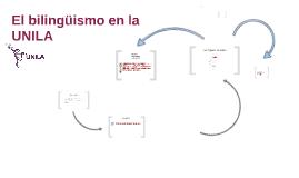 El bilingüismo en la UNILA