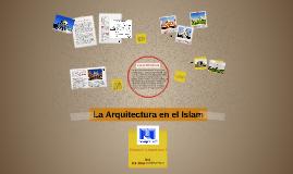 La Arquitectura en el Islam