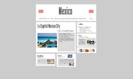 Jackson, Anastacia Mexico Spanish II