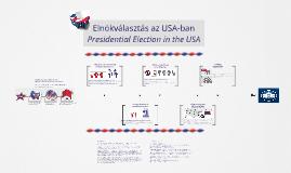 Elnökválasztás az USA-ban