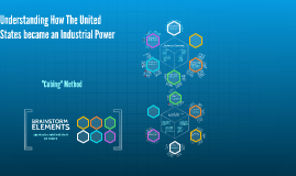 Understanding How The United States became a Industrial Power
