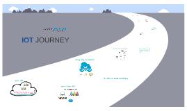 Copy of IoT journey