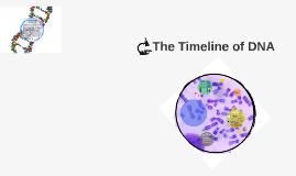 The Timeline of DNA