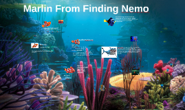 Marlin From Finding Nemo
