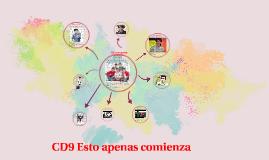 Copy of CD9 Esto apenas comienza