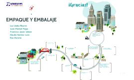 Copy of EMPAQUE Y EMBALAJE