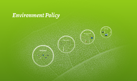 Copy of Environment Policy