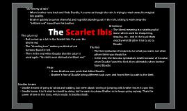 Grindstone Scarlet Ibis