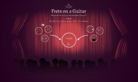 Frets on Guitar