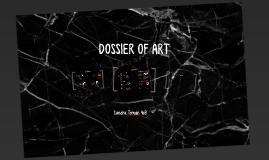 DOSSIER OF ART