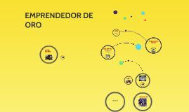 EMPRENDEDOR DE ORO