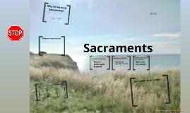 Sacraments Unit 1