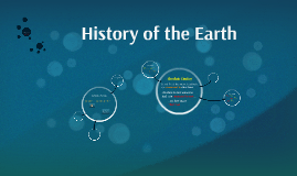 History of Earth - make up