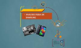 Copy of ANALISIS FODA DE SAMSUNG