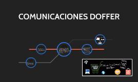 COMUNICACIONES DOFFER