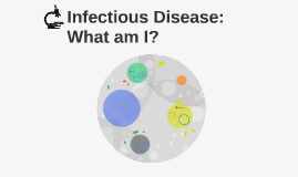 Infectious Disease:  What am I?