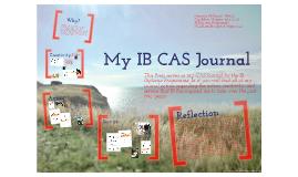 IB CAS Journal