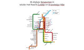 Voornaamste digitale fietspunten