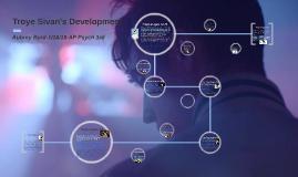Troye Sivan's Development