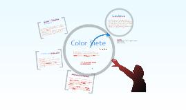 Copy of Color Siete