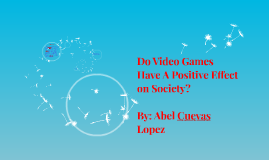 Copy of Do Video Games Have A Positive Effe