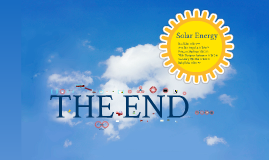Copy of Solar Energy Group Presentation 2013