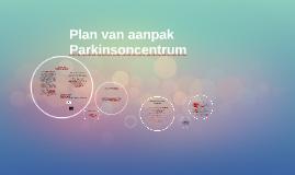 Plan van aanpak Parkinsoncentrum