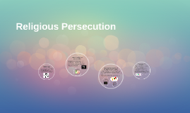 Copy of Religious Persecution