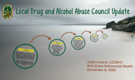 Local Drug and Alcohol Abuse Council Update