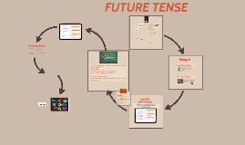 FUTURE TENSE n°1