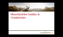 Copy of Mountainbike-Guides in GR