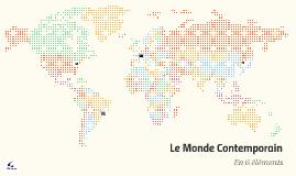 Le Monde Contemporain