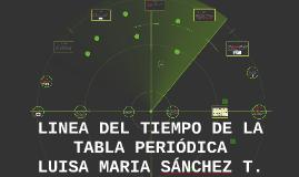 Linea del tiempo de la tabla periodica by cucurrucucu paloma on prezi urtaz Choice Image