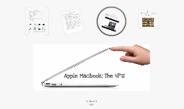 Copy of Apple Macbook Air: The 4P's