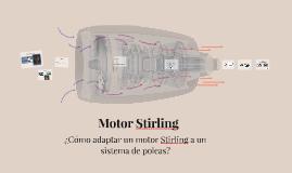 Motor Stirlig