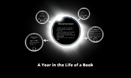 A Year in the Life of a Book