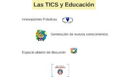 Las TICS y Educación