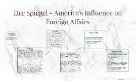 """Der Spiegel's Donald Trump Cover Sparks Controversy"""