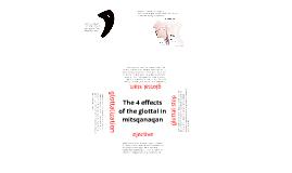 The Glottal Symbol