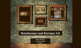 Renaissance and Baroque Art