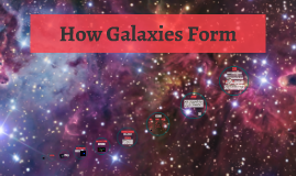 How galaxies form