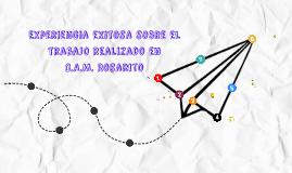 Experiencia exitosa C.A.M. Rosarito
