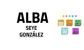 ALBA SEYE