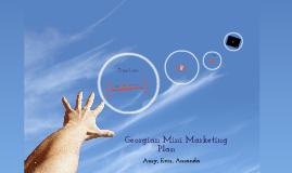 Georgian Mini Marketing Plan